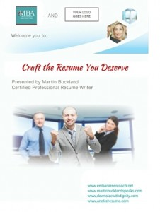 resume you deserve emba cover