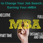 eMBA Job Search strategies
