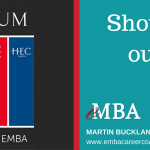 You have an eMBA - shout it out