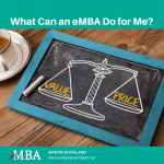 What Can an eMBA Do for Me?