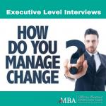 Executive Level Interview