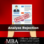 Analyze Rejection in your Job Search