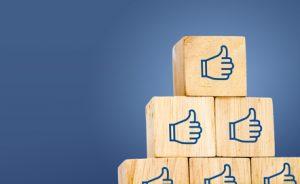 Social Media Networking - blocks
