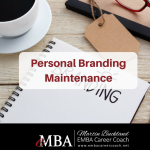 Personal Branding Maintenance