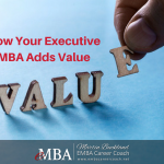 How Your Executive MBA Adds Value