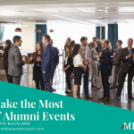 Make the Most of Alumni Events with your eMBA