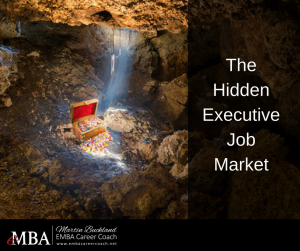 Hidden Executive Job Market