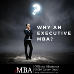 why an executive mba - emba