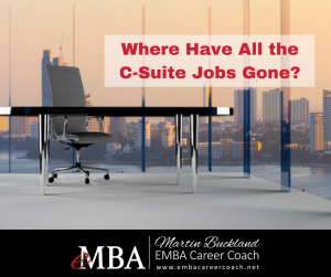 Where Have All the C-Suite Jobs Gone?