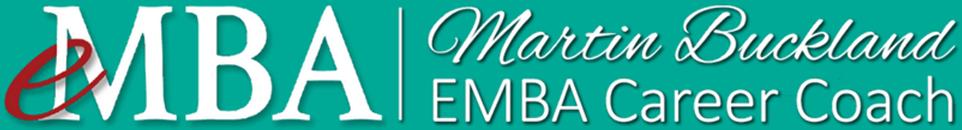 eMBA Martin Buckland | Career Coach