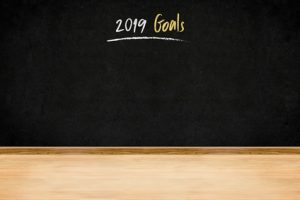 New Year's Goals to Manage Your Executive Career