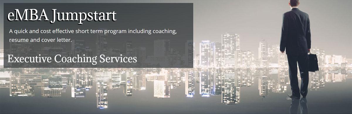 Jumpstart Emba Executive Coaching - eMBA Career Coach