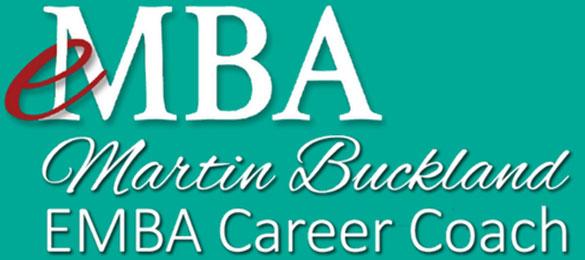 eMBA Career Coach - Martin Buckland Logo