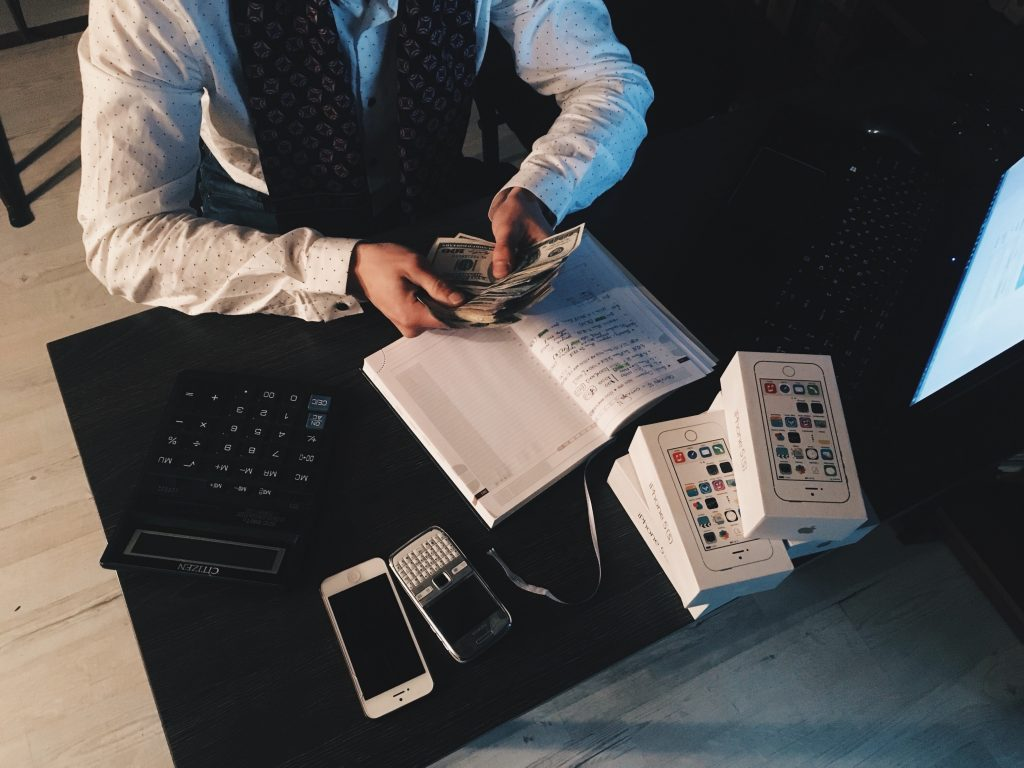 Is An EMBA Worth It? counting money