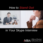 How to Stand Out in Your Skype Interview