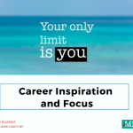 Career Inspiration and Focus feature