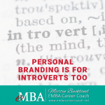PERSONAL BRANDING IS FOR INTROVERTS TOO