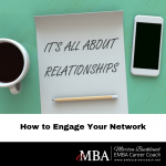 How to Engage Your Network