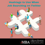 Hashtags to Use When Job Searching on Twitter