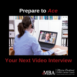 Prepare to Ace Your Next Video Interview
