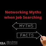 Networking Myth when Job Searching