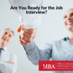 Are You Ready for the Job Interview?